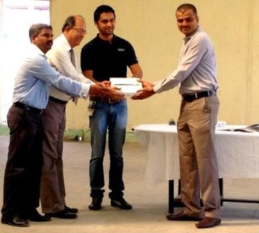 Siemens awards our Design Engineers