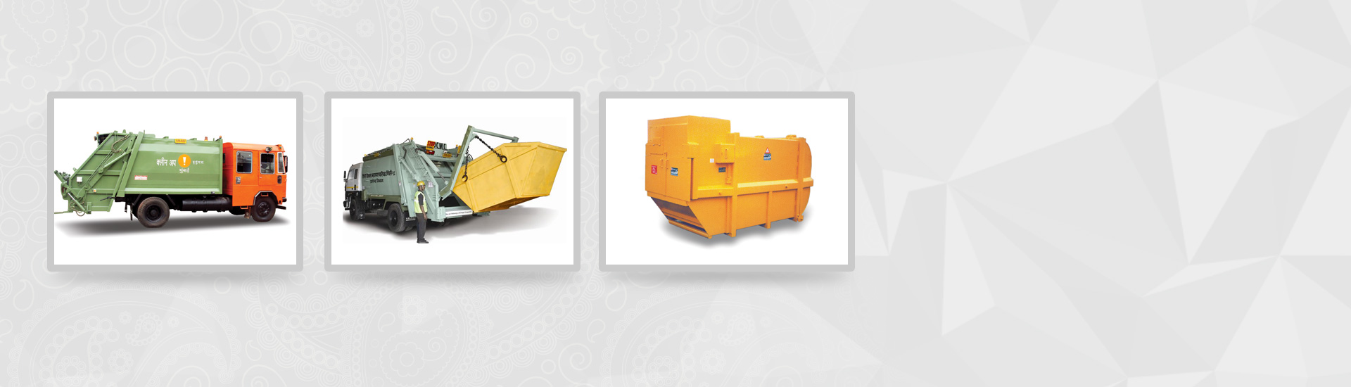 Solid Waste Collection & <br>Transportation Equipment