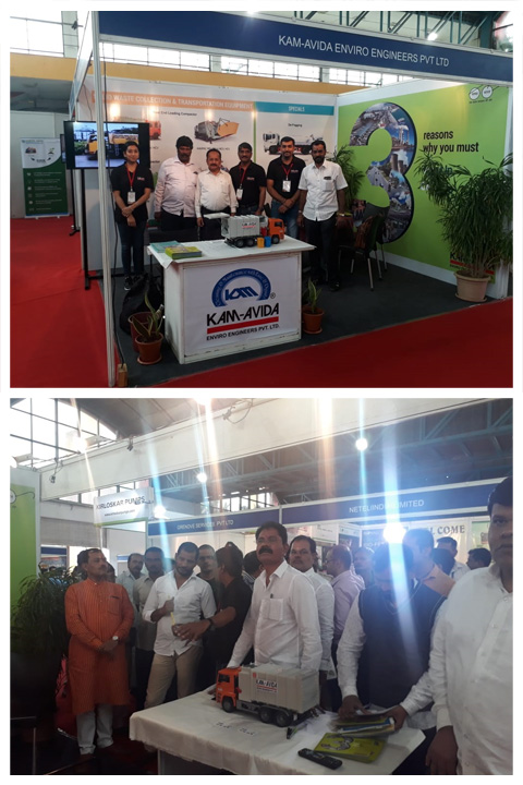 We took part in the PCMC Waste and Recycling Exhibition